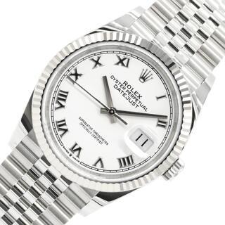 ロレックス(ROLEX)のロレックス ROLEX デイトジャスト36 腕時計 メンズ【中古】(その他)