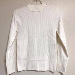 INGNI ビジュー付きセーター(ニット/セーター)