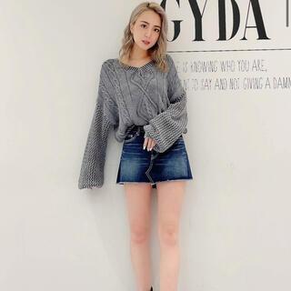 ジェイダ(GYDA)のGYDA スカートライクショートパンツ(ショートパンツ)