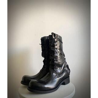 Carol Christian Poell - leon emanuel blanck distortion boot