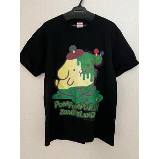 ポムポムプリン - ポムポムプリン  ハロウィン限定Tシャツ サンリオピューロランド
