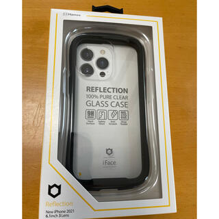 iPhone 13pro 用ケース iFace REFLECTION ブラック