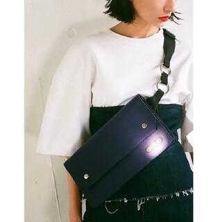 ステュディオス(STUDIOUS)の【新品未使用】CLANE×OUTDOOR PRODUCTS WAIST BAG(ボディバッグ/ウエストポーチ)