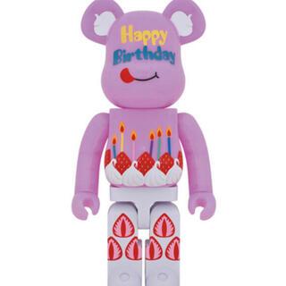 MEDICOM TOY - BE@RBRICK グリーティング誕生日 PLUS 1000%