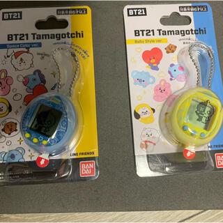 BT21 Tamagotchi 2個