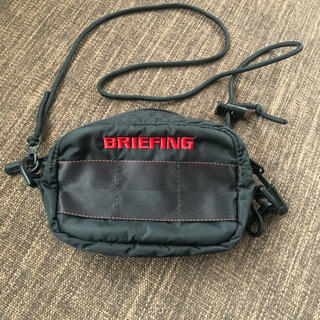 BRIEFING - BRIEFING 3way golf pouch ブリーフィングゴルフポーチ