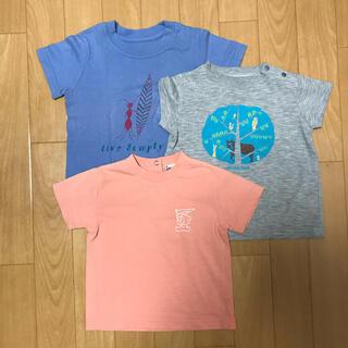 パタゴニア(patagonia)のPatagonia mont-bell Tシャツ 80cm(Tシャツ)
