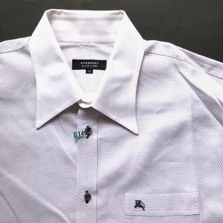 バーバリーブラックレーベル(BURBERRY BLACK LABEL)の美品 バーバリーブラックレーベル 長袖シャツ クリーニング済み(シャツ)