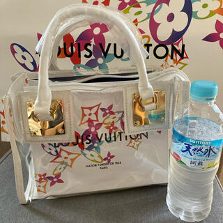 LOUIS VUITTON - ルイヴィトン限定紙袋インクリアバック ショッパーバック