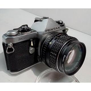 ペンタックス(PENTAX)の163 アサヒ PENTAX ペンタックスME シルバー(フィルムカメラ)