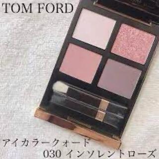 TOM FORD - トムフォード /アイ カラー クォード / 030 インソレント ローズ