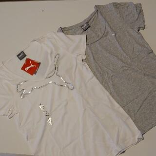 プーマ(PUMA)のPUMA☆彡2枚セット(Tシャツ(半袖/袖なし))