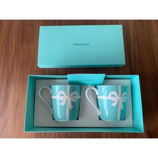 Tiffany & Co. - TIFFANY&Co ペアマグカップ