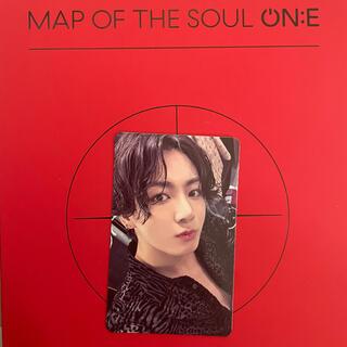 防弾少年団(BTS) - BTS MAP OF THE SOUL ON:E ジョングク トレカ