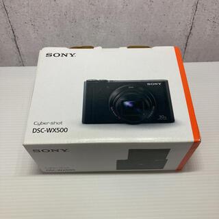 SONY - SONY Cyber−Shot WX DSC-WX500(R)