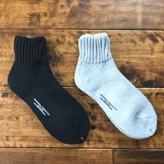 【新品未使用品・2足セット】UNIVERSAL PRODUCTS ソックス 靴下