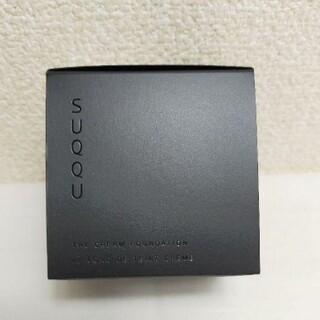 スック(SUQQU)のSUQQU ザ クリームファンデーション 110(ファンデーション)