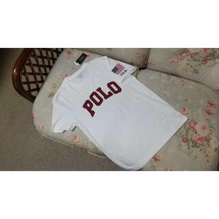 Ralph Lauren - 新品☆ラルフローレン Tシャツ POLO ワッペン  US S