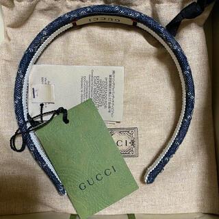 Gucci - 新品!GUCCIカチューシャ