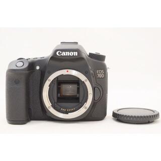 Canon - Canon キヤノン EOS 70D