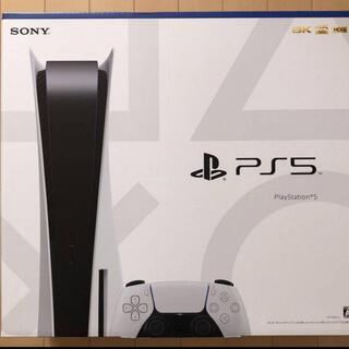PlayStation - 新型PS5 本体 新品未使用 ディスクドライブ プレイステーション5 本体