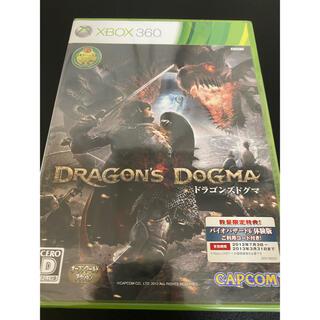 エックスボックス360(Xbox360)の新品未開封)XBOX360ソフト ドラゴンズドグマ(家庭用ゲームソフト)
