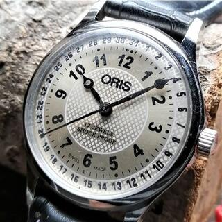 ORIS - ●美品!●オリス■ORIS 手巻き機械式ヴィンテージメンズ腕時計アンティーク