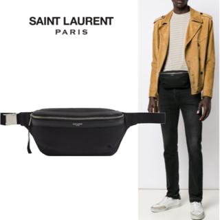 サンローラン(Saint Laurent)のSAINT LAURENT サンローラン キャンバス ベルト バッグ(ショルダーバッグ)
