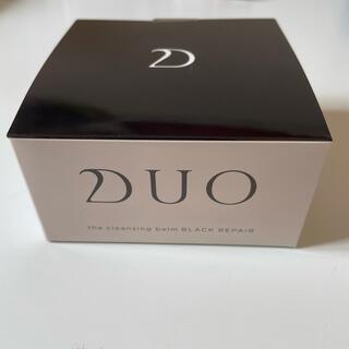 DUO 黒 デュオ ザ クレンジングバーム ブラックリペア