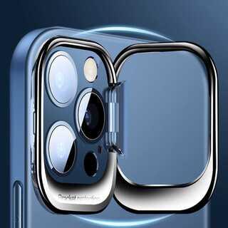 全4色♪大人気クリア TPU スタンド機能 レンズ保護 iPhone