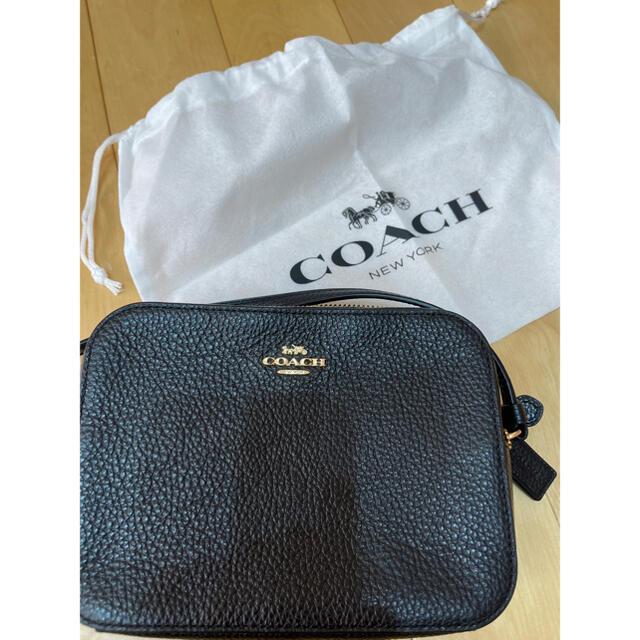 COACH(コーチ)のコーチ ショルダーバッグ ブラック レディースのバッグ(ショルダーバッグ)の商品写真
