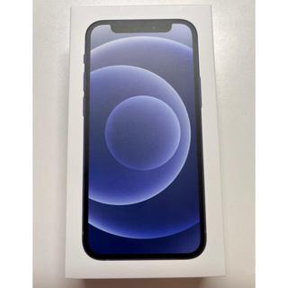 Apple - iPhone 12 mini ブラック 128 GB SIMフリー