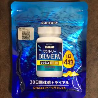 サントリー(サントリー)のサントリー DHA&EPA+セサミンEX (ビタミン)