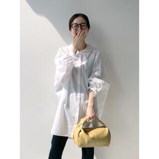 IENA - 美品♡IENA【MIRKO BERTOLA/ミルコベルトラ】BIGシャツ