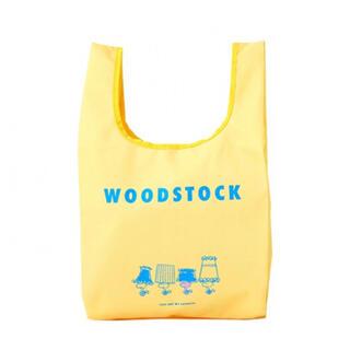 ピーナッツ(PEANUTS)のSNOOPY ecoBAG BOOK No.3 Woodstock(エコバッグ)
