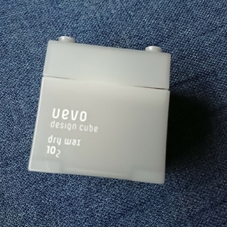 未使用 ウェーボ デザインキューブ ドライワックス 80g(ヘアワックス/ヘアクリーム)