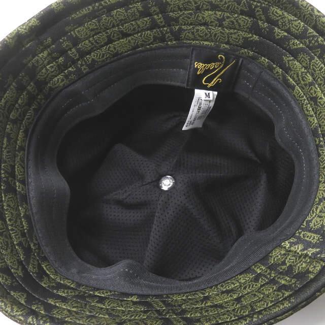 Needles(ニードルス)のNeedles 21SS Bermuda Hat - Poly Jq. ハット メンズの帽子(ハット)の商品写真