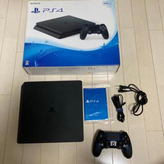 PlayStation4 - 【9/30まで】ゆうきぃ様 専用 PS4 CUH-2000A 500GB