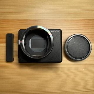リコー(RICOH)のricoh gxr a12 mount(レンズ(単焦点))