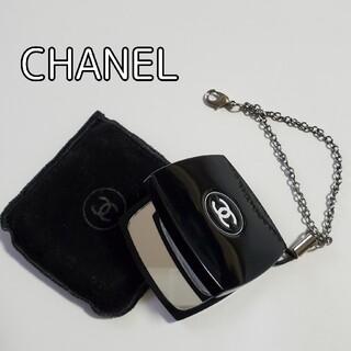 CHANEL - 非売品 CHANEL ダブルミラー ストラップ 鏡 キーホルダー シャネル