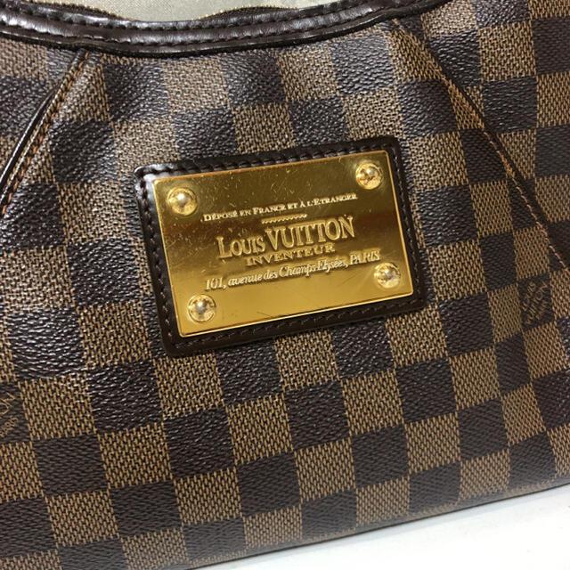 LOUIS VUITTON(ルイヴィトン)のLV テムズPM 美品 レディースのバッグ(ハンドバッグ)の商品写真