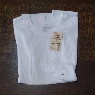 無印クルーネック半袖Tシャツ