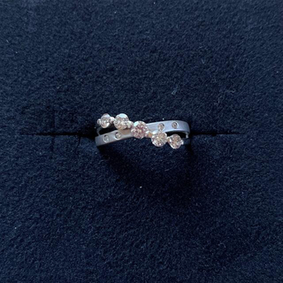 ダイヤリング(プラチナ900)