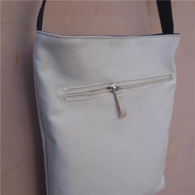 新品 アニエスベー リバーシブル仕様 キャンバス サコッシュ ショルダーバッグ レディースのバッグ(ショルダーバッグ)の商品写真