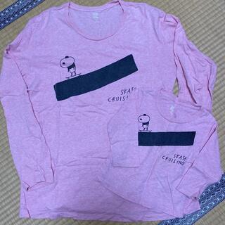 グラニフ(Design Tshirts Store graniph)の親子お揃い ロンT(Tシャツ/カットソー)