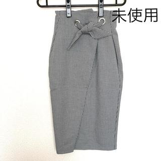 エイチアンドエム(H&M)のH&M タイトスカート(ひざ丈ワンピース)
