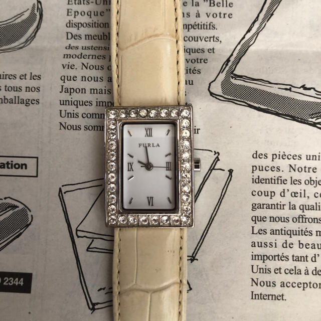 Furla(フルラ)の★フルラ★ジュエルズウォッチ レディースのファッション小物(腕時計)の商品写真