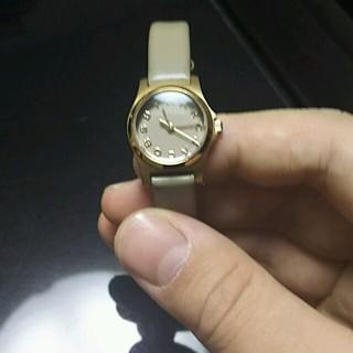 マークバイマークジェイコブス(MARC BY MARC JACOBS)の最終値下げ!マークバイマーク・ジェイコブスの時計。(腕時計)