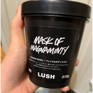 ラッシュ(LUSH)のLUSH スクラブ パワーマスク(パック/フェイスマスク)