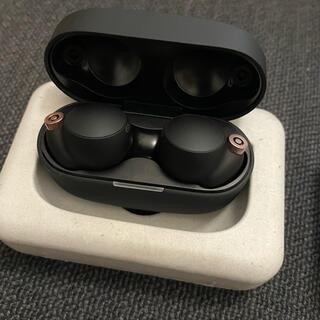 SONY - WF-1000XM4 ブラック 極美品